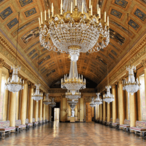 Photographie du château de compiègne