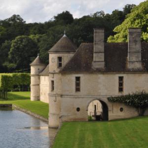 Photo d'un château dans l'Oise