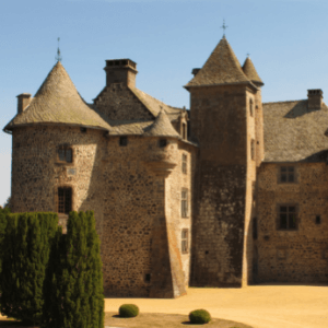 Photo d'un château à Poissy