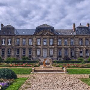 Photographie d'un lieu de réception à Soissons