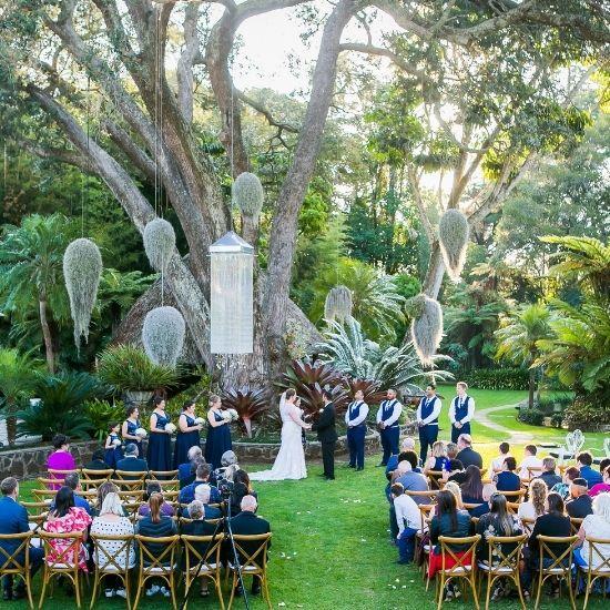 Photo d'une cérémonie laïque