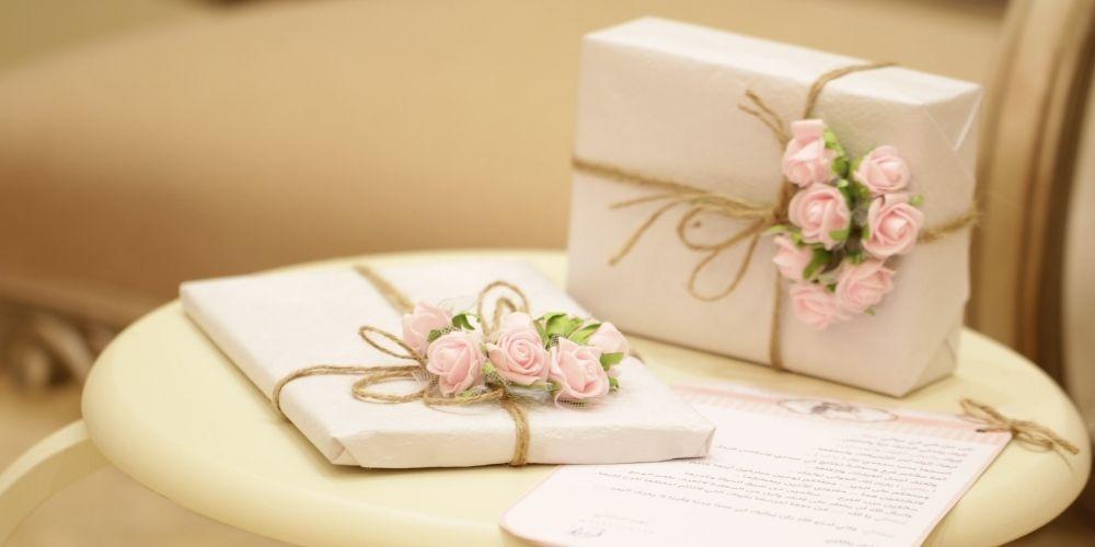 Exemple de petits cadeaux de mariage proposé par le wedding planner