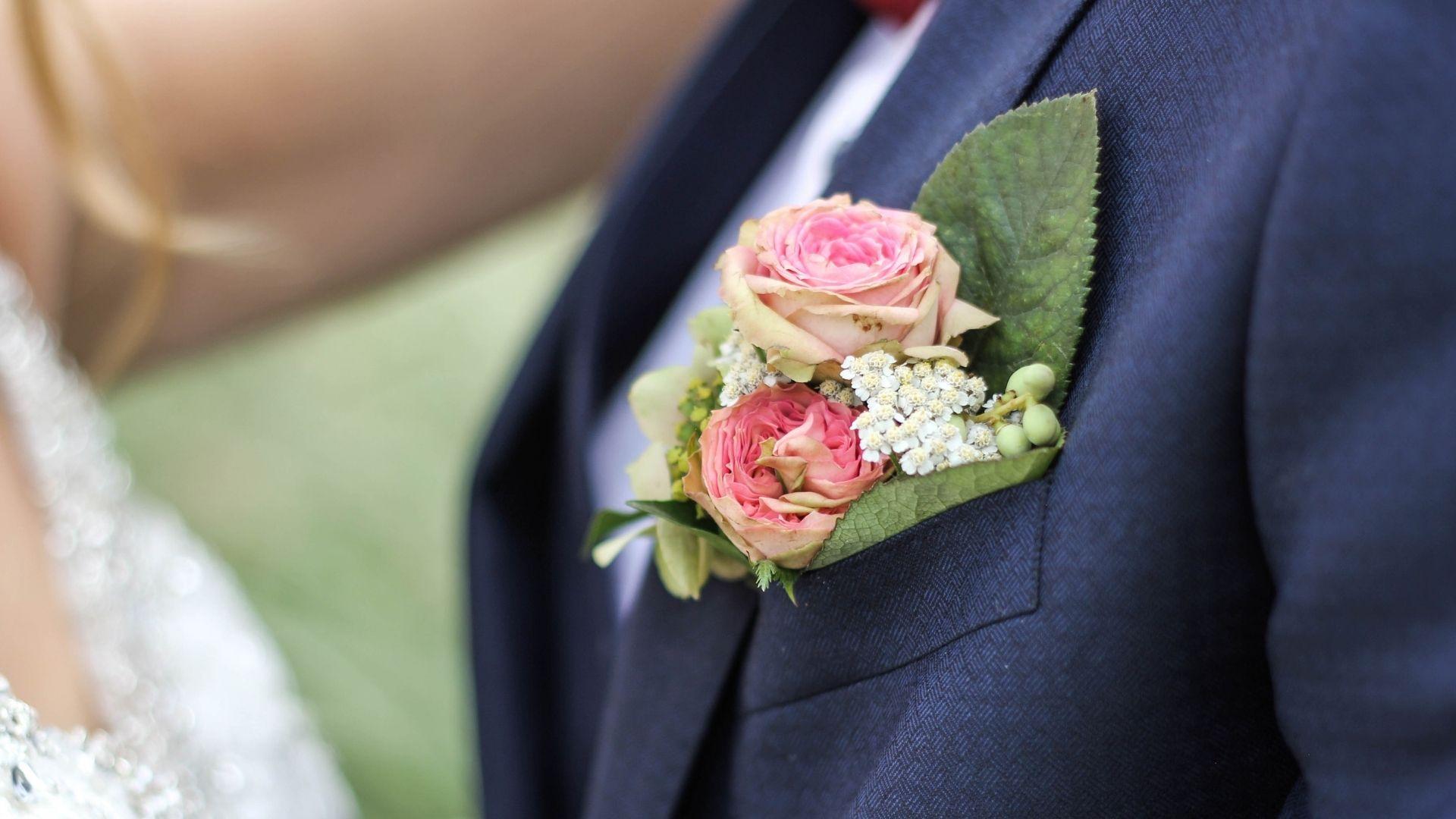 Photo de la poche du marié dans le Haut-Rhin