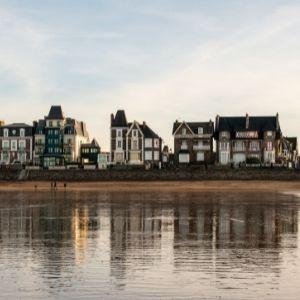 Photographie d'un paysage de Bretagne