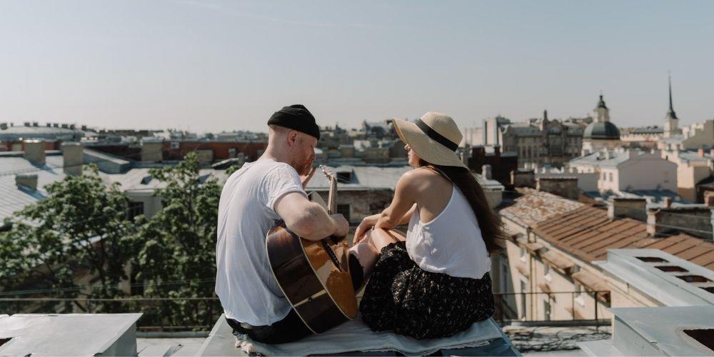 Pour une belle déclaration de mariage, écrivez-lui une chanson