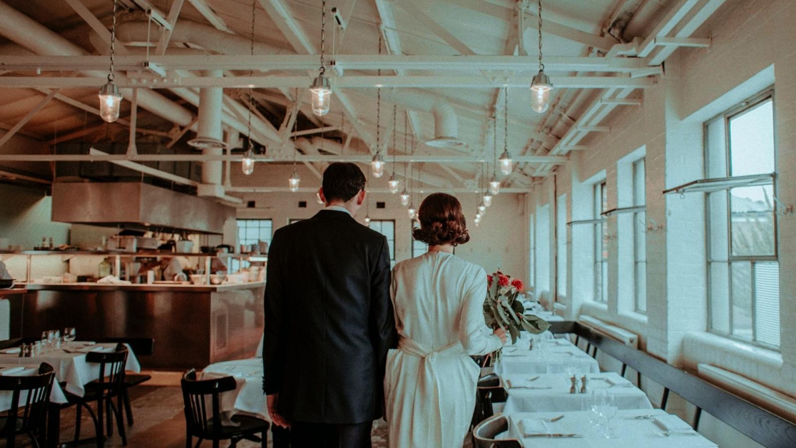Les mariés à Abbeville