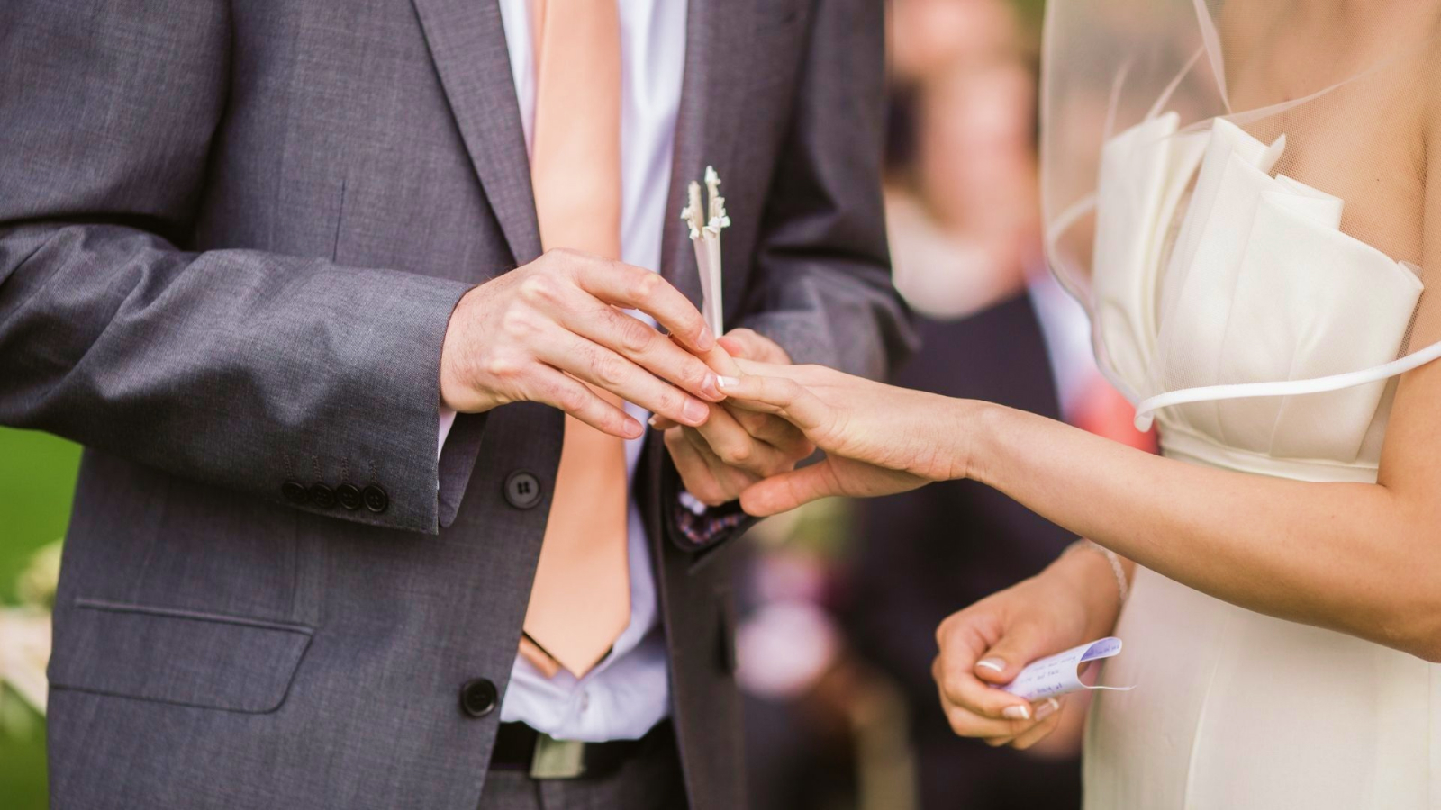 Le marié et la mariée à Chauvigny