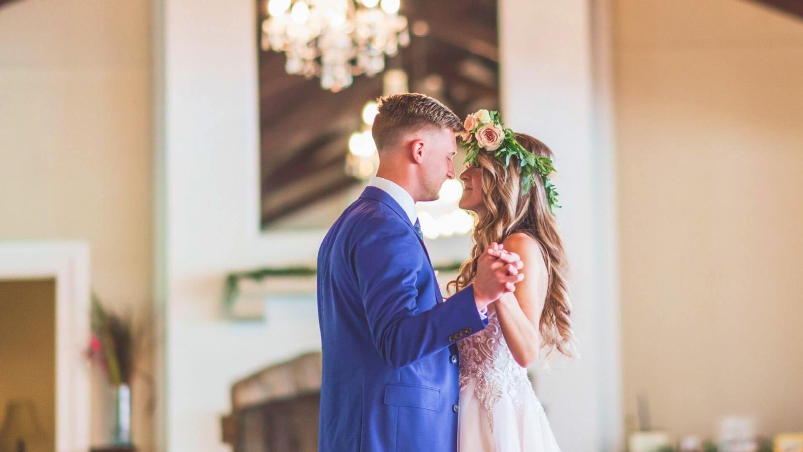 Photo des mariés se trouvant à Digne les Bains