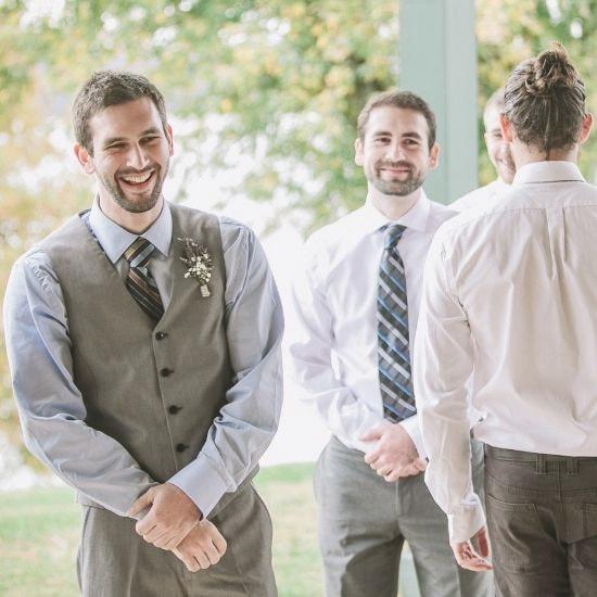 Les deux mariés