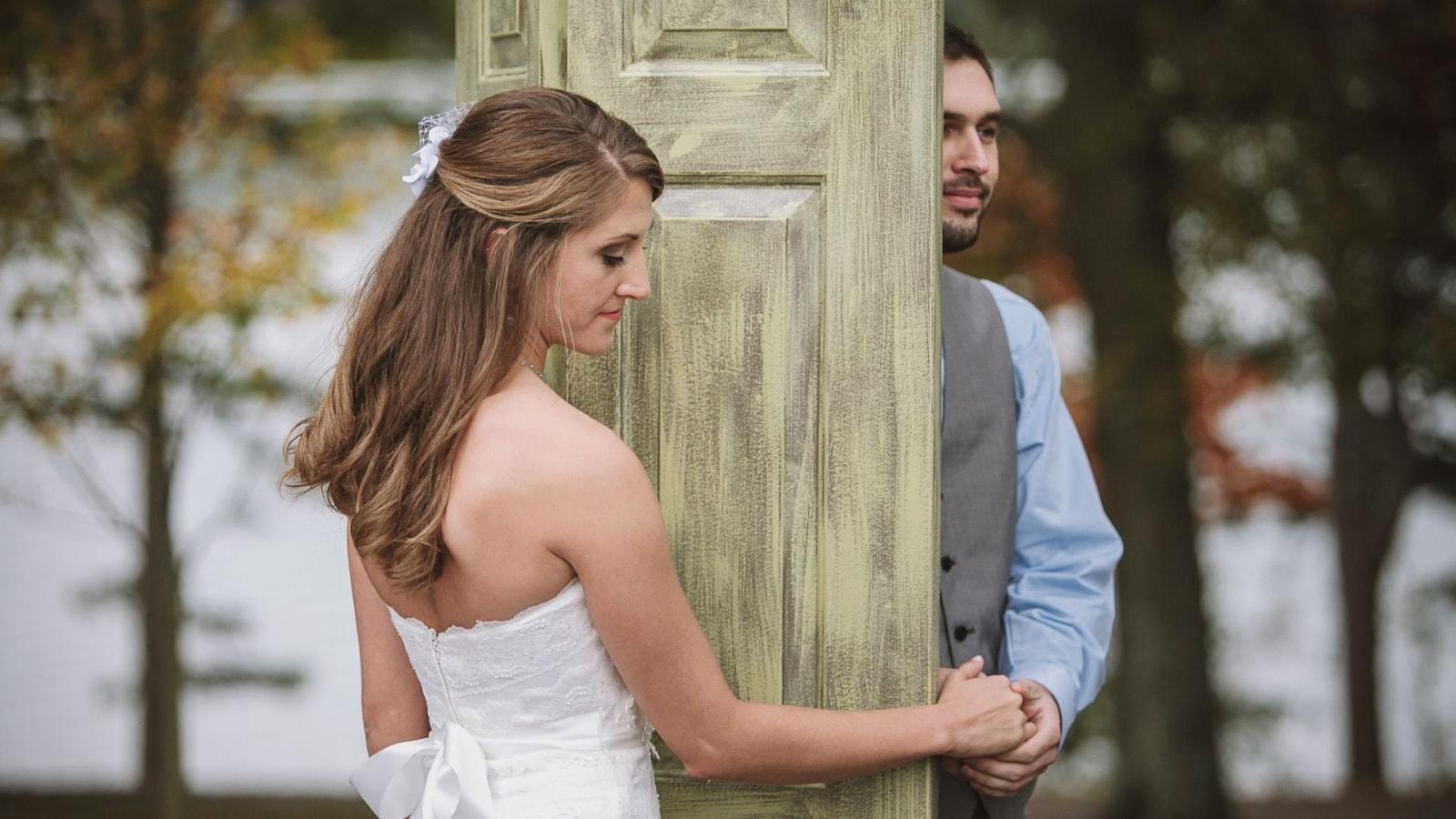 Les mariés célèbrent leur union à Nogent
