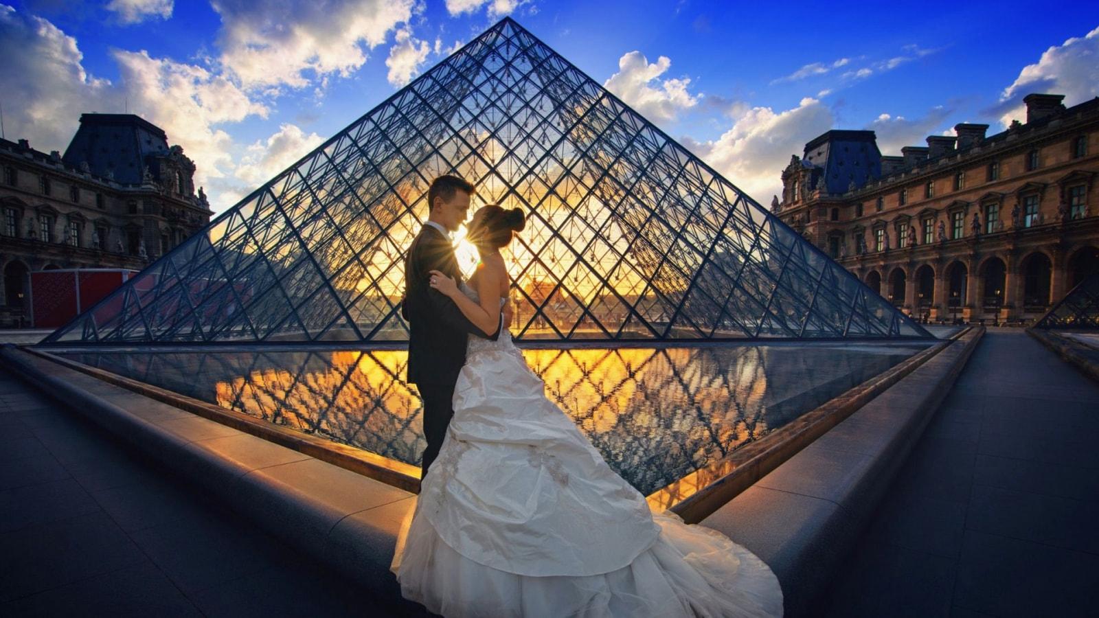 Les mariés célèbrent leur union à Noisy-le-Grand