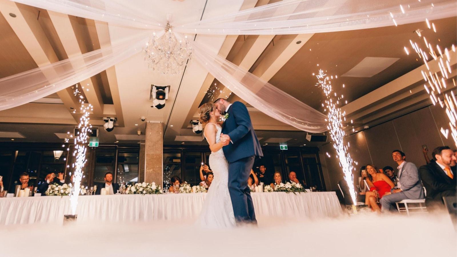 Les mariés célèbrent leur union à Parthenay