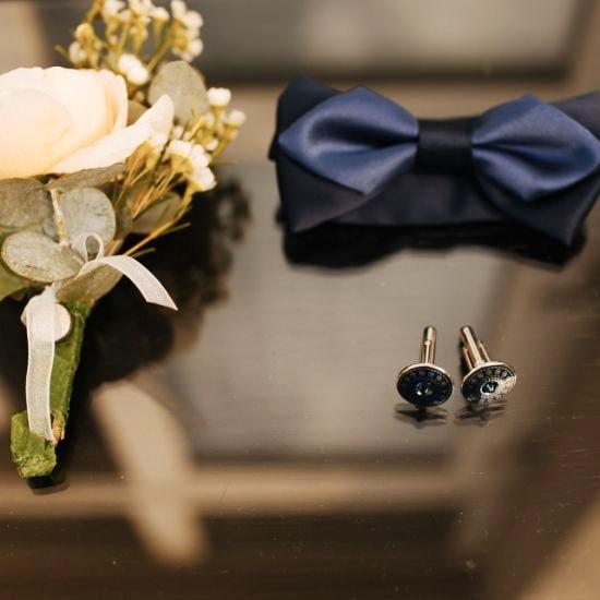 Plan sur les mariés