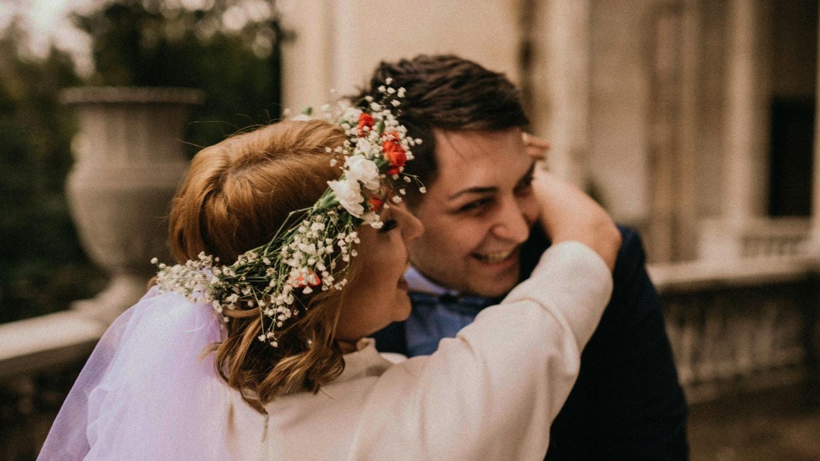 Vue des mariés en Meurthe-et-Moselle