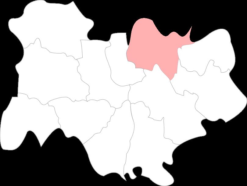 Map de l'Ain
