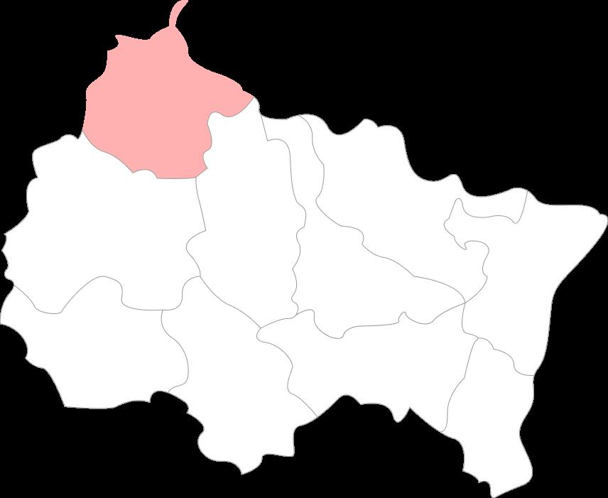 Map des Ardennes