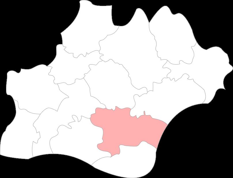Map de l'Aude