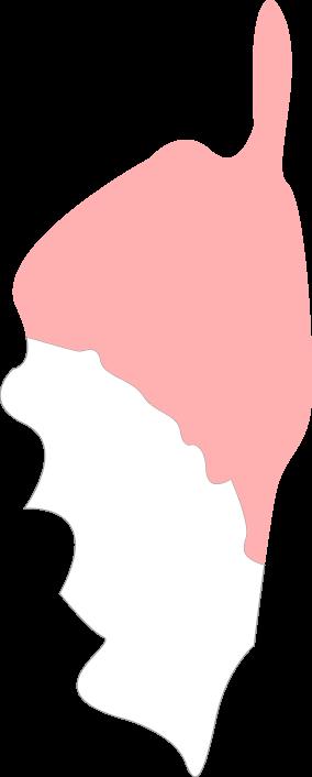 Map de la Haute-Corse