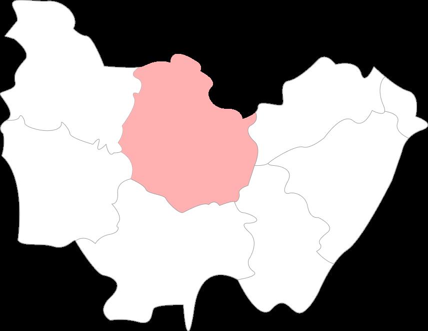 Map de la Côte d'Or
