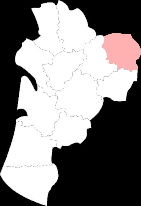 Map Creuse