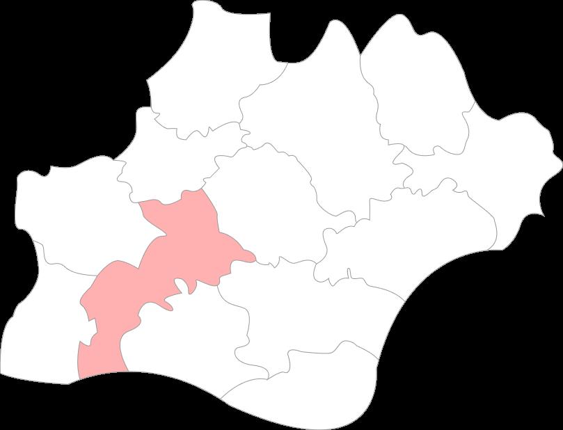 Map Haute-Garonne