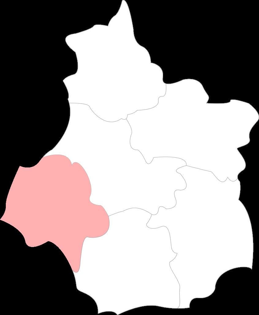 Map Indre-Et-Loire