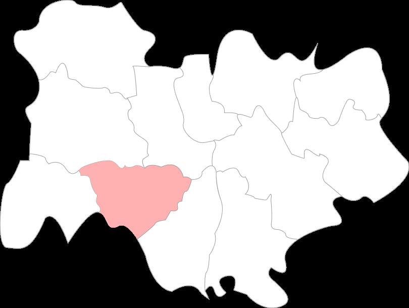Map Haute-Loire
