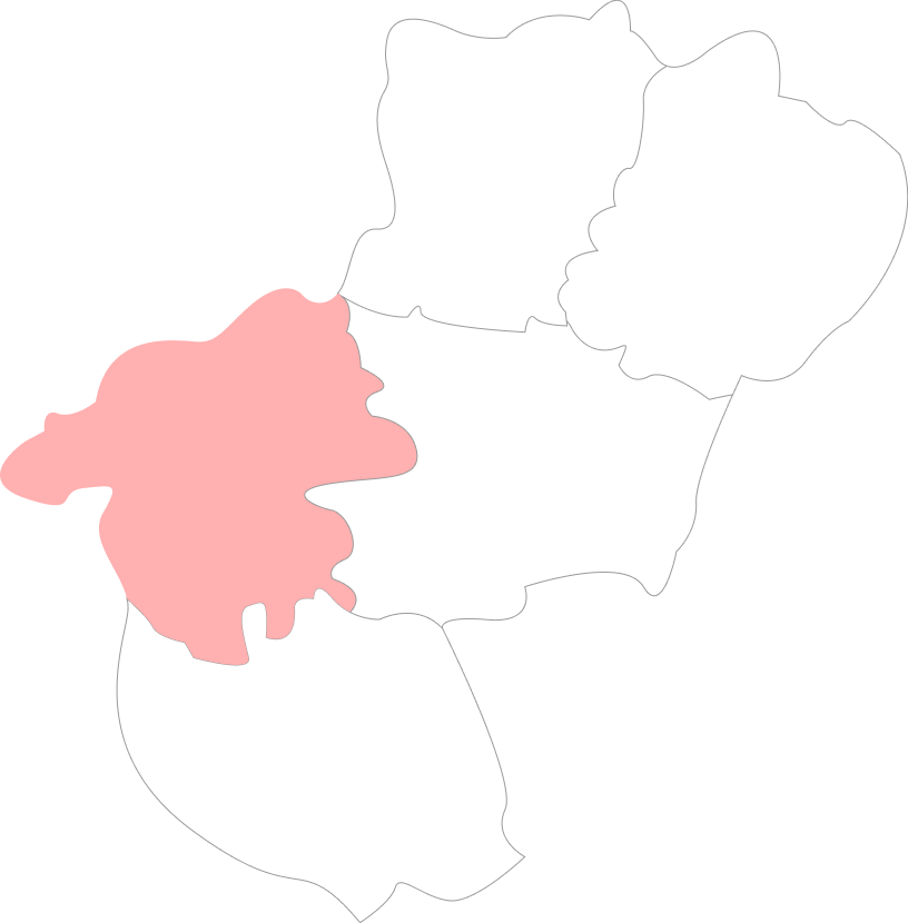Map Loire-Atlantique