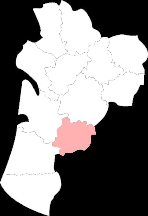Map Lot-Et-Garonne