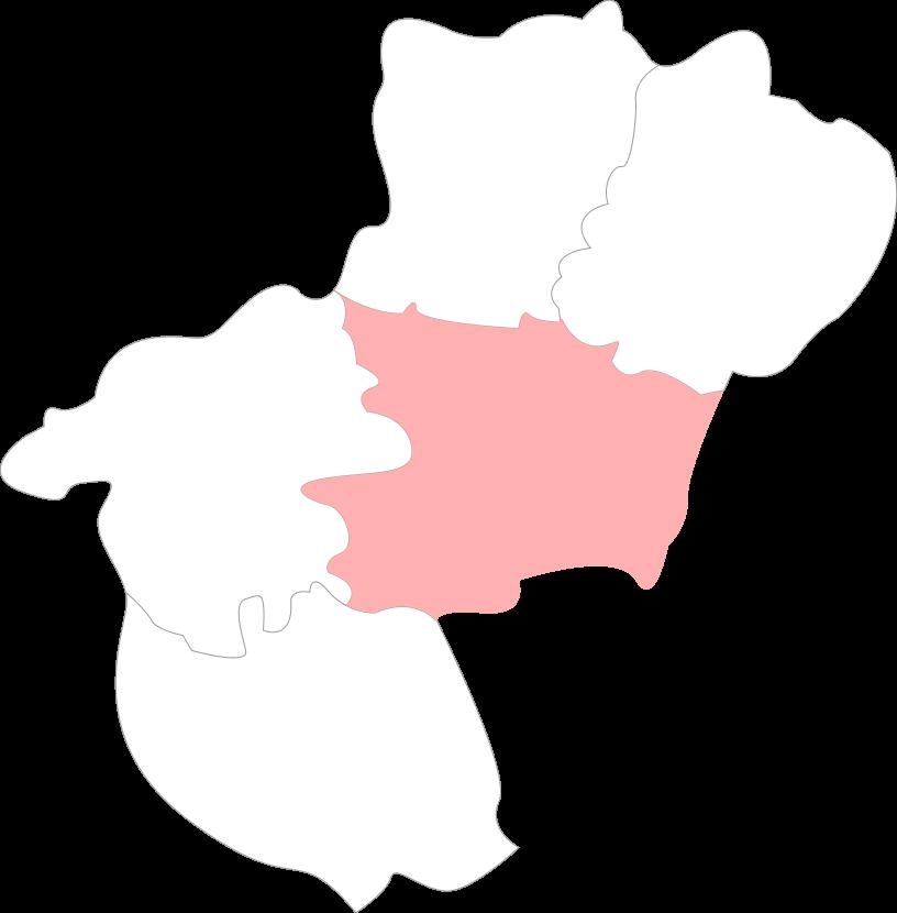 Map Maine-Et-Loire