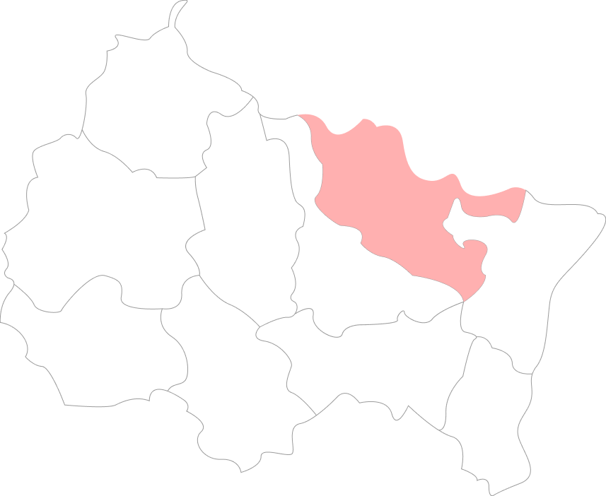 Map Moselle