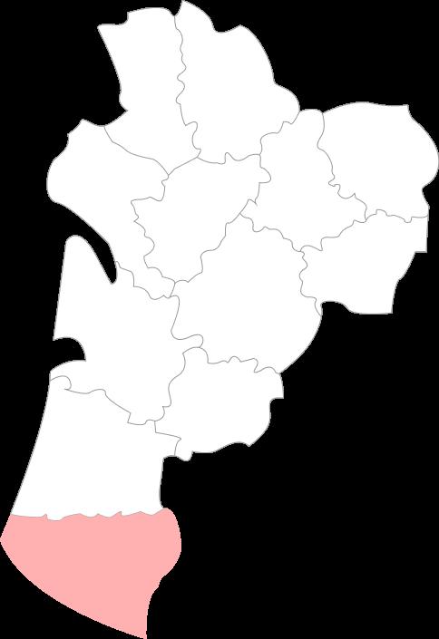 Map Pyrenees-Atlantiques
