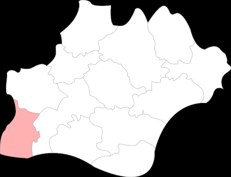 Map Hautes-Pyrenees