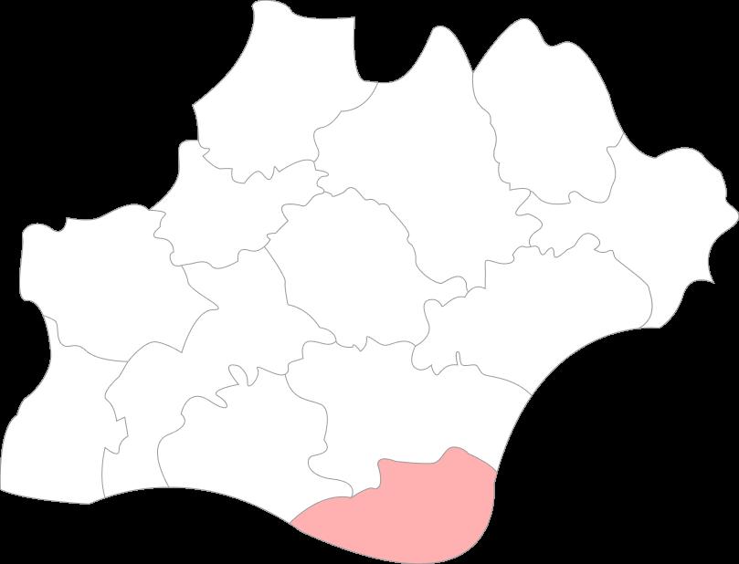 Map Pyrenees-Orientales