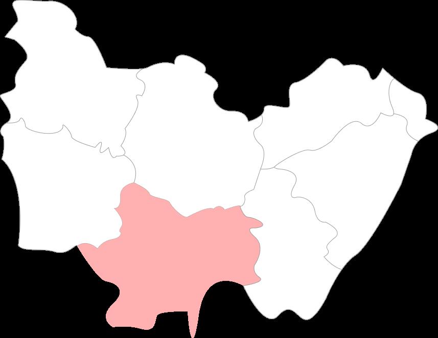 Map saone-et-loire