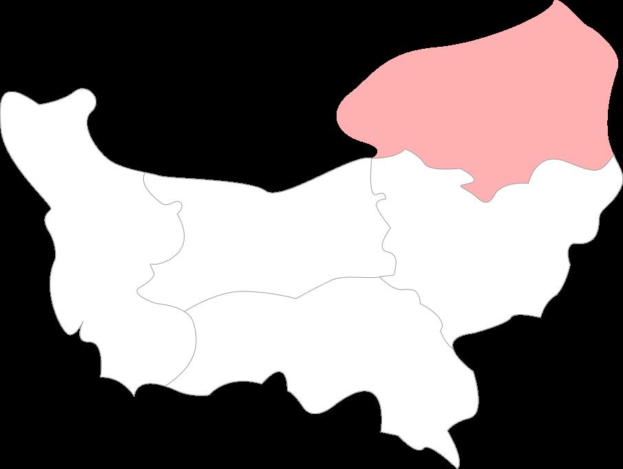 Map Seine-Maritime