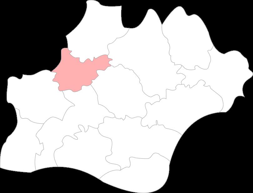 Map tarn-et-garonne