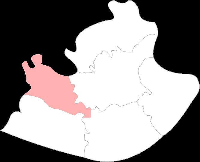 Carte du Vaucluse