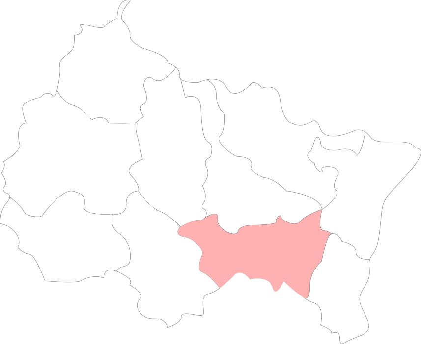 Maps des Vosges