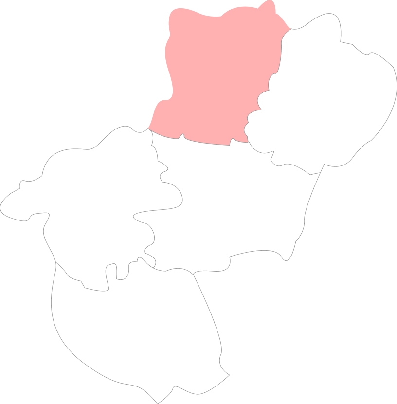 Map de Mayenne