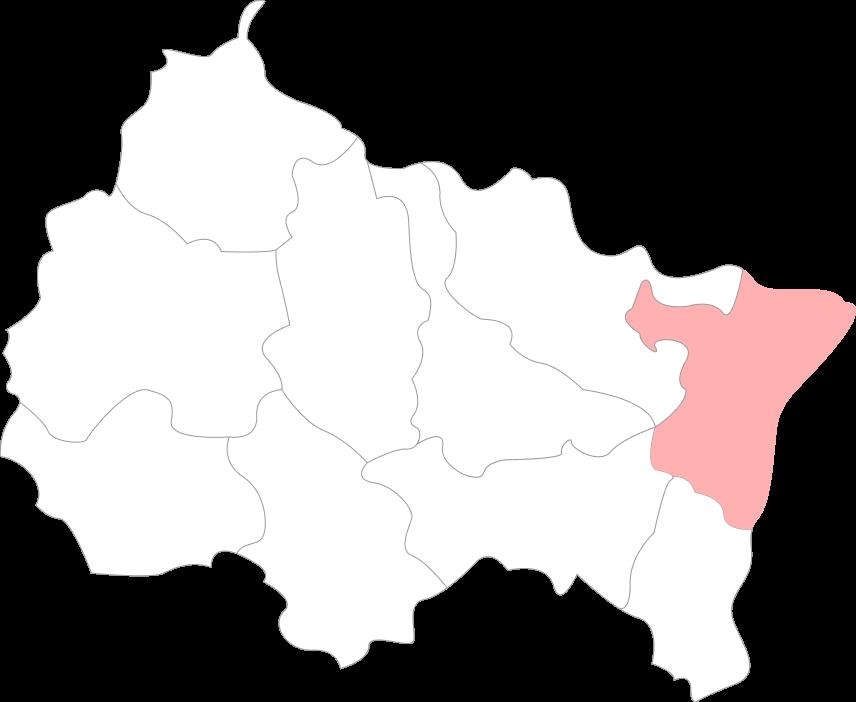 Map Bas-Rhin