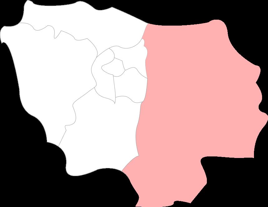 Map Seine-Et-Marne
