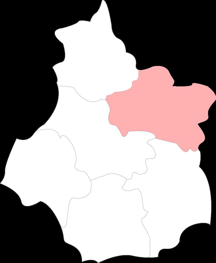 Carte du Loiret