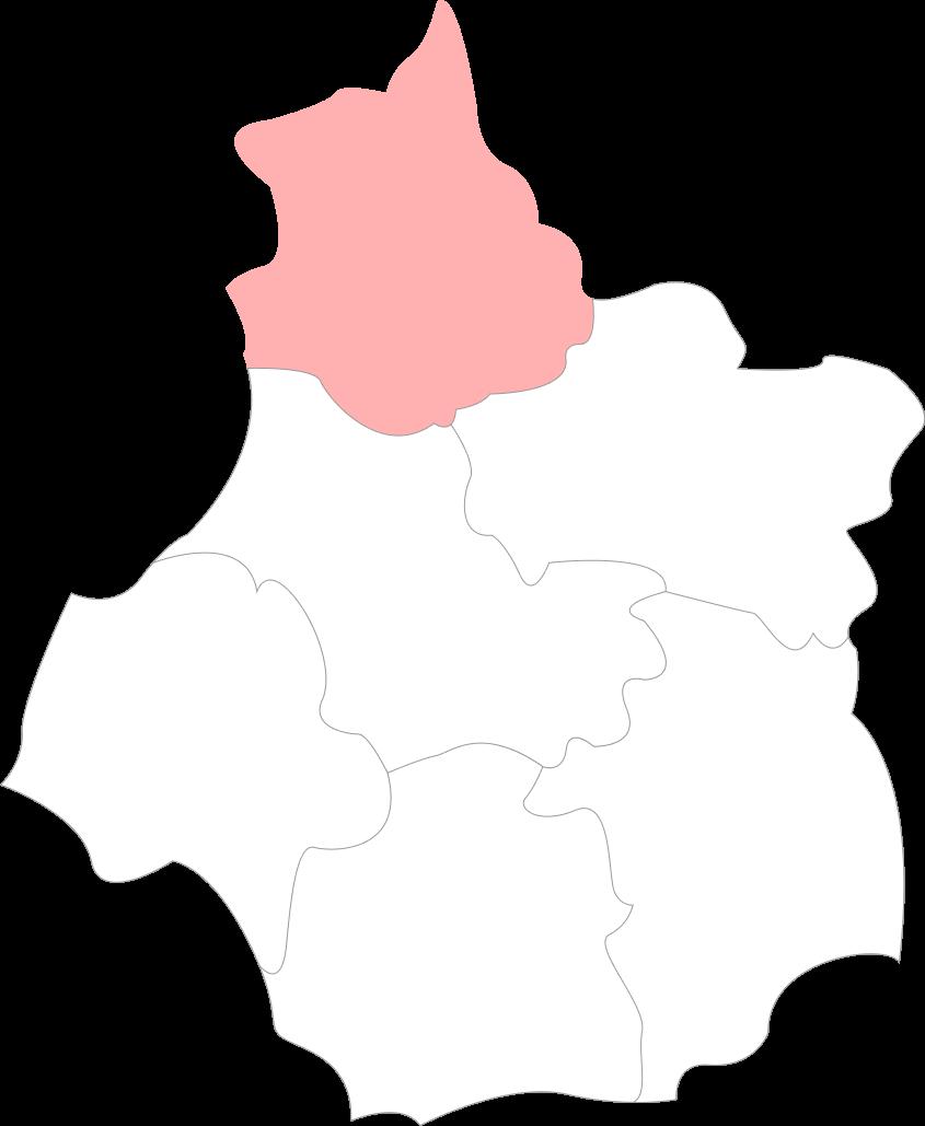 Carte de d'Eure et Loir