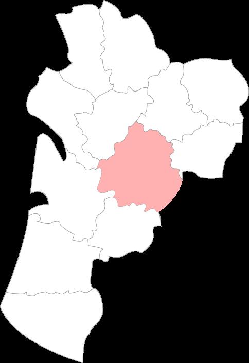 Map Dordogne