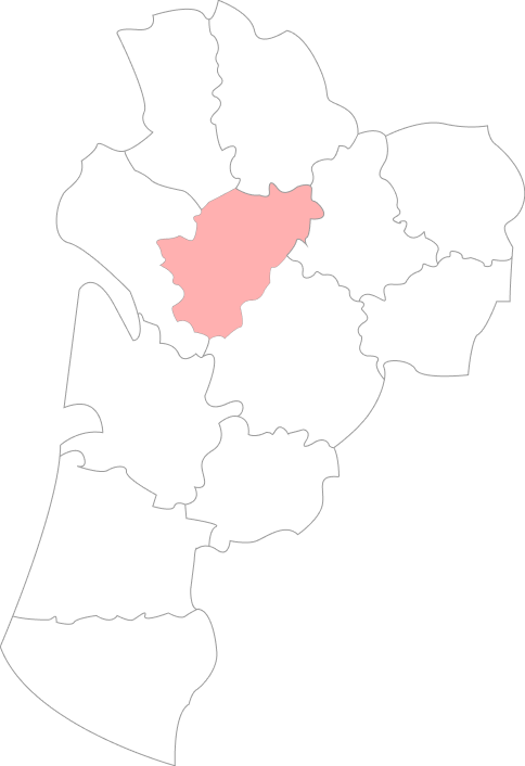 Map Charente