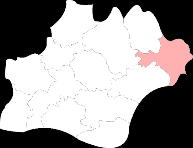 Carte du Gard