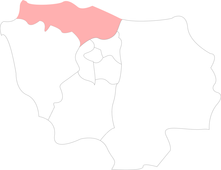 Map Val-D'Oise