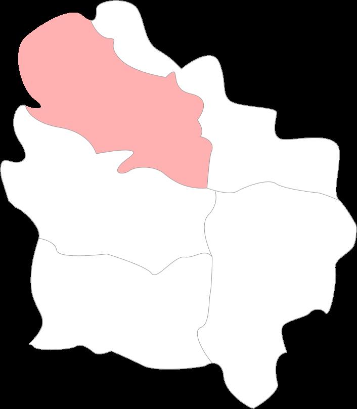 Carte du Pas-de-Calais