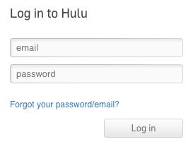 Cancel Hulu Step 1